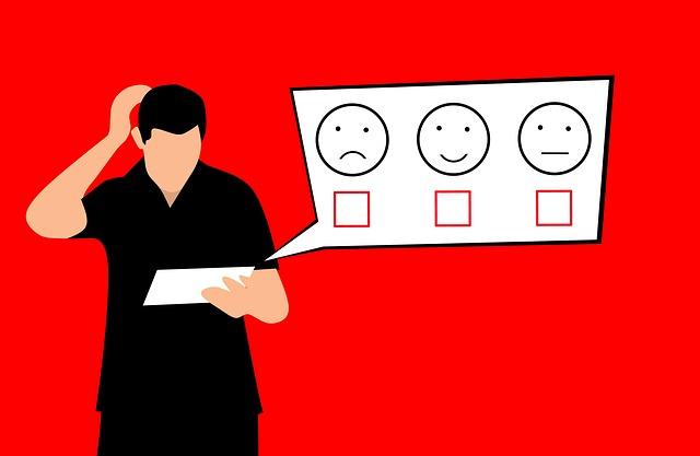 průzkum zákazníků