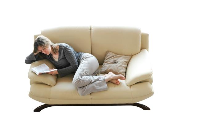 pohodlná pohovka
