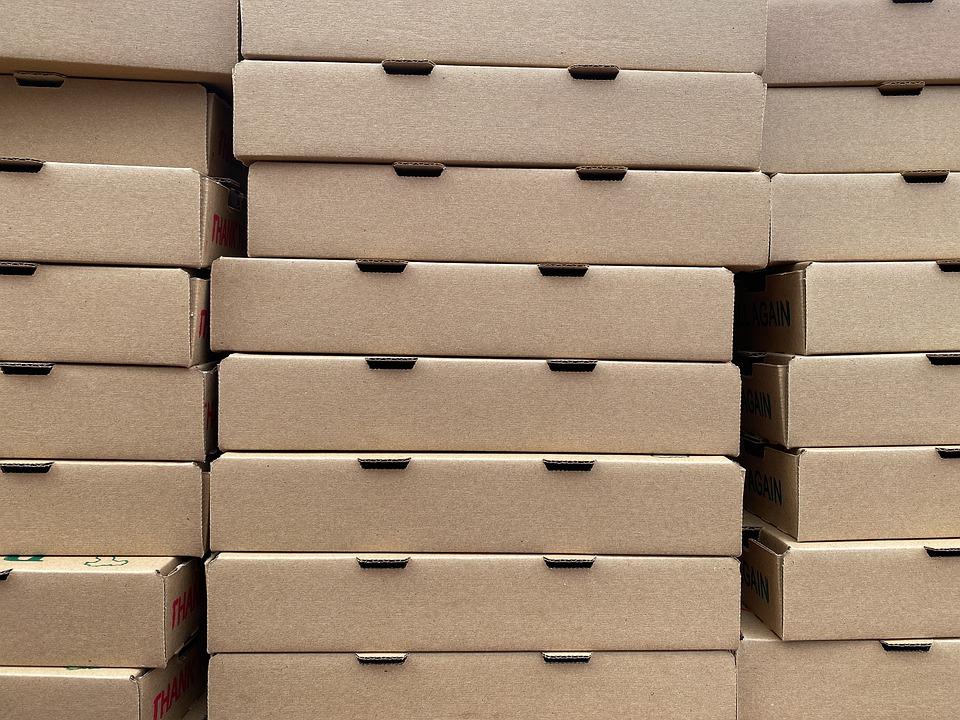 krabice kartonové