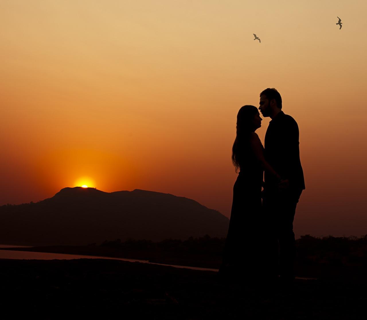 romantický pár